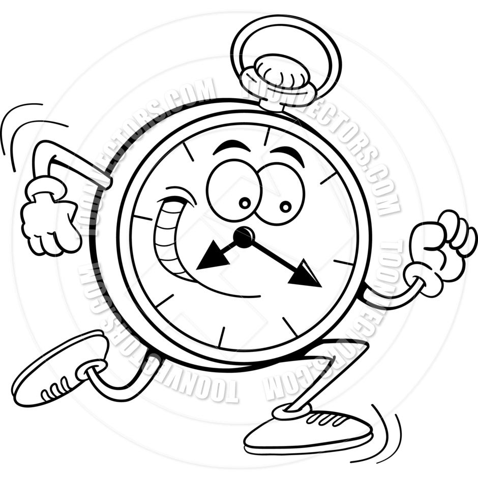 racing the clock clip art video - photo #34