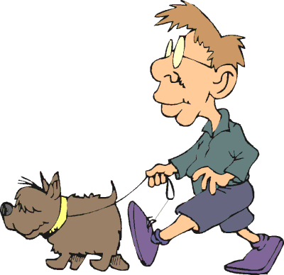 Dog Catching A Treat Clipart