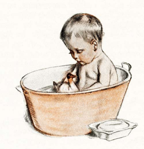 vintage bathtub clipart clipart kid. Black Bedroom Furniture Sets. Home Design Ideas