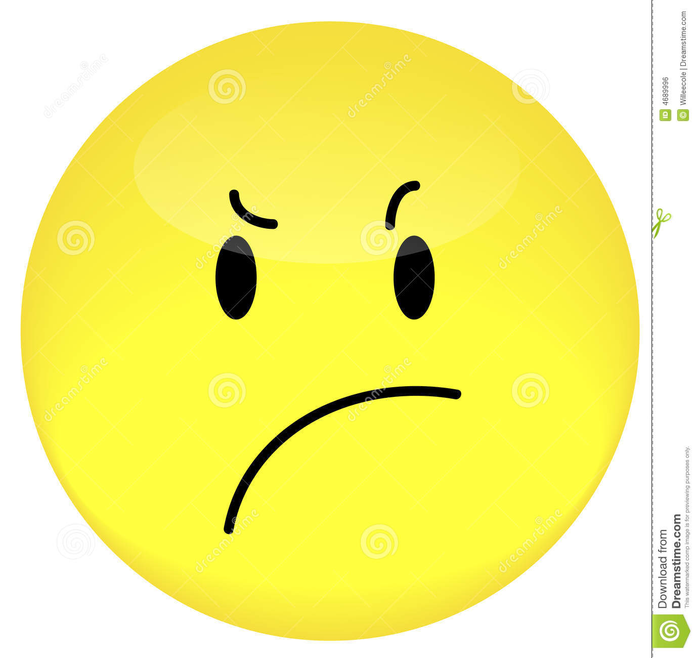 Frustrated Face Clipart - Clipart Suggest