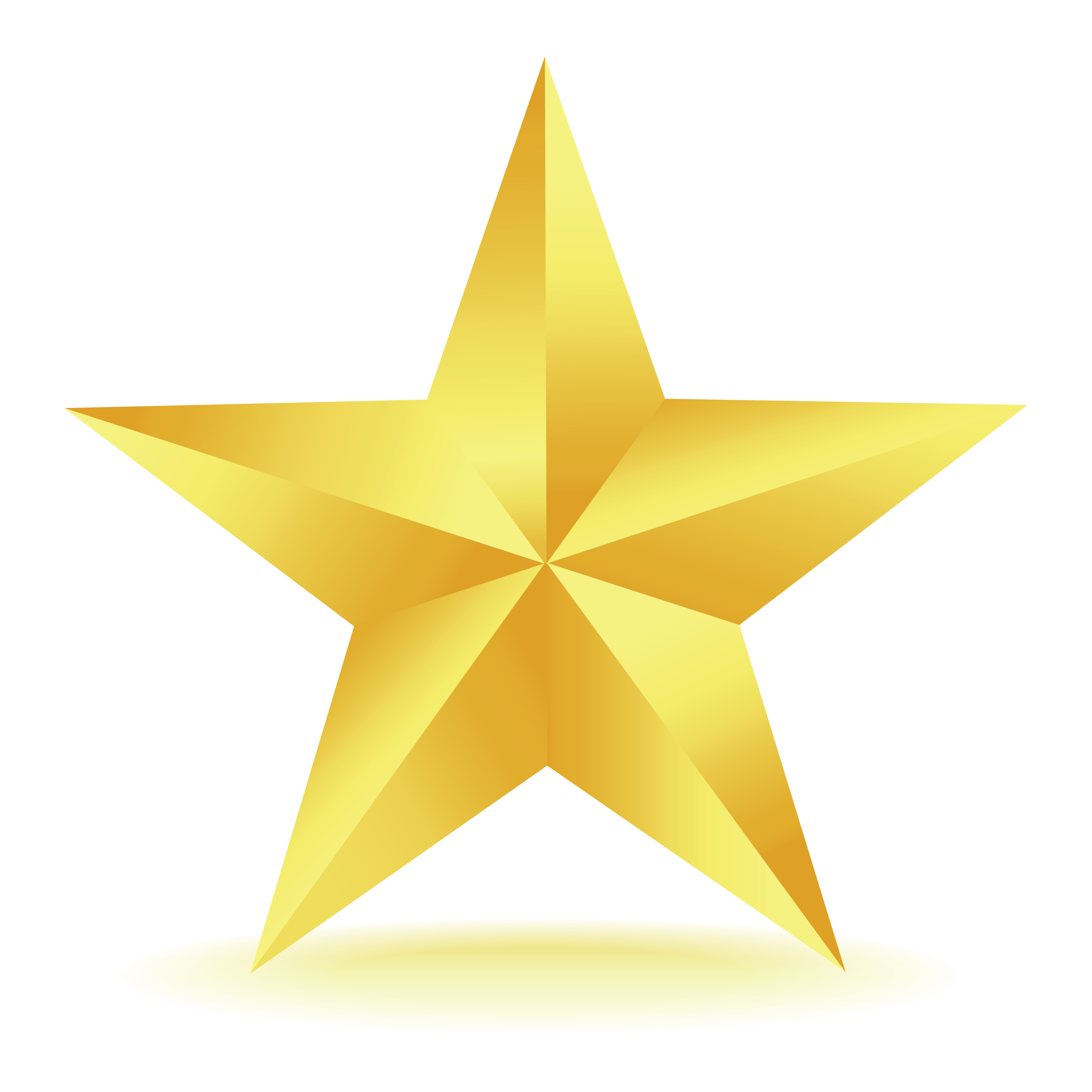 Star No Background Clipart - Clipart Kid