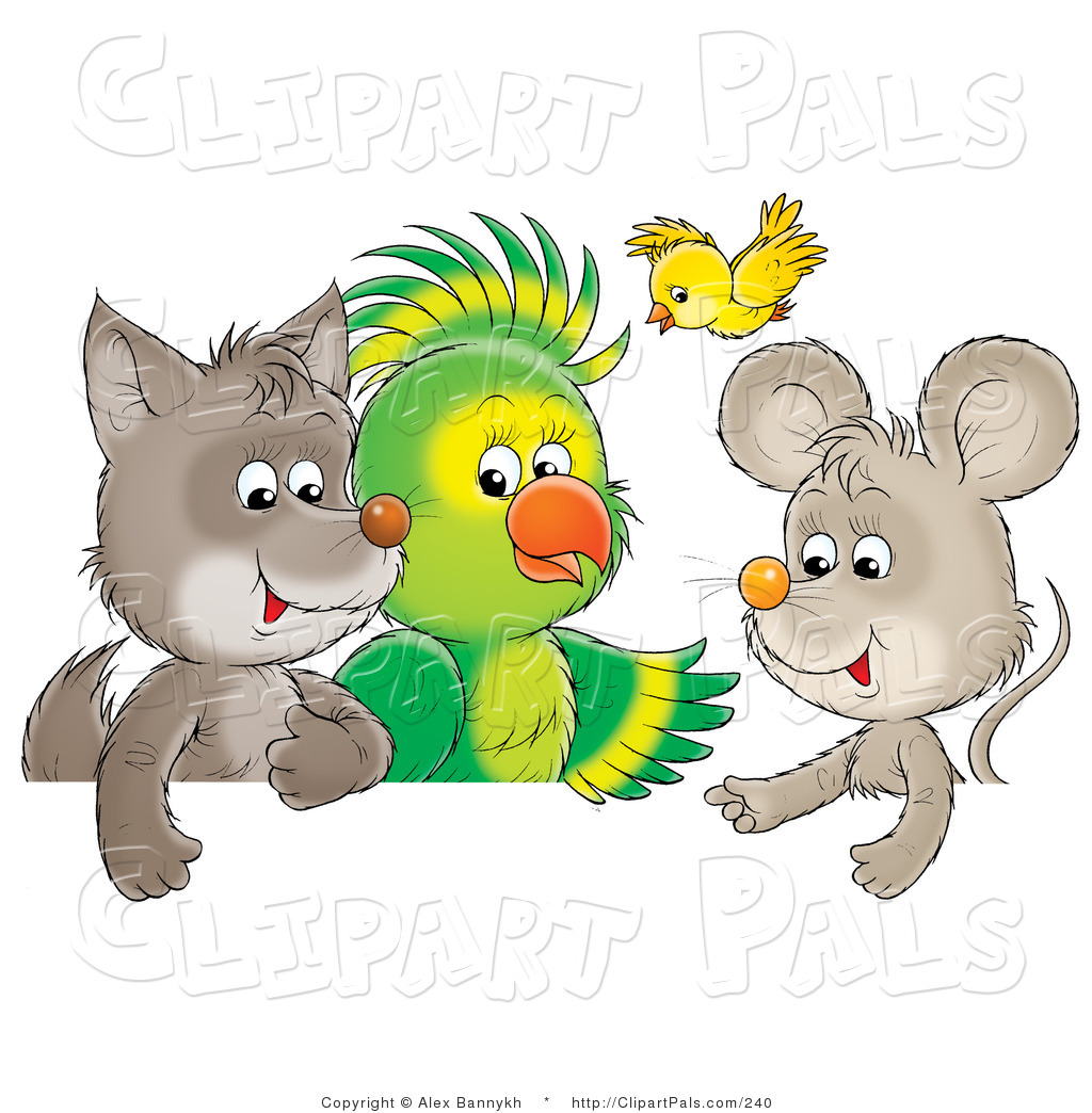 Group Of Friends Talking Clipart Pal Clipart Of A Cute Baby Wolf
