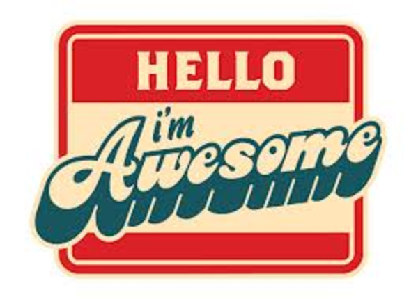 Clip Art Awesome Clipart you are awesome clipart kid hello im image