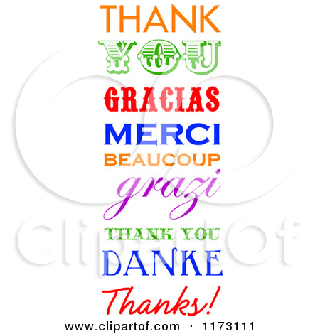 Funny Thank You Clipart - Clipart Kid