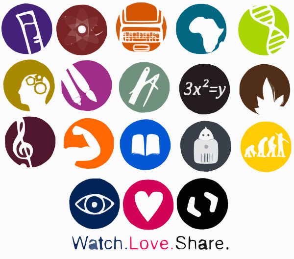 School Subjects Icons Logos By Art Acolyte Clip Art At Clker Com