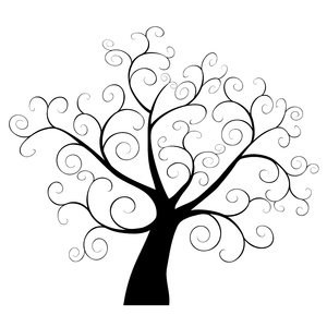 Tree Silhouette Clipart  7   Clipart Panda   Free Clipart Images