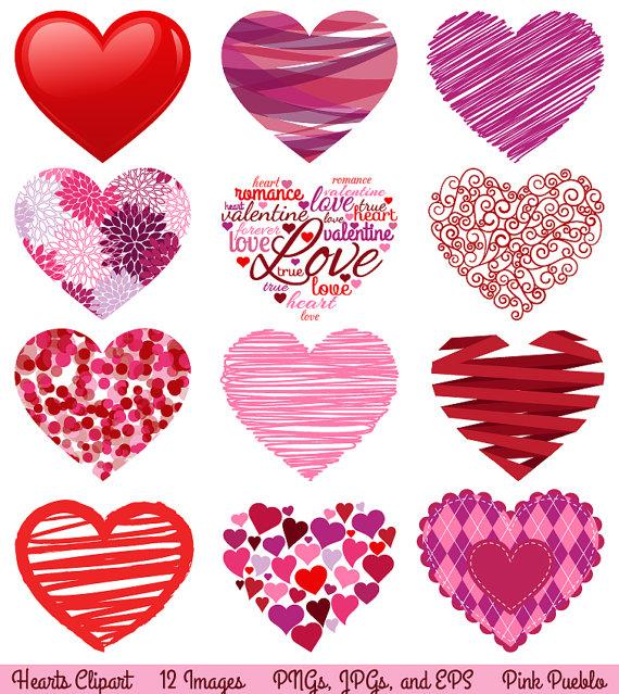 Clip Art Valentine Hearts Clip Art valentine heart clipart kid s day hearts clip art love art