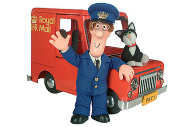 Gary Barlow Is Postman Pat    Entertainment News   Spin1038 Com