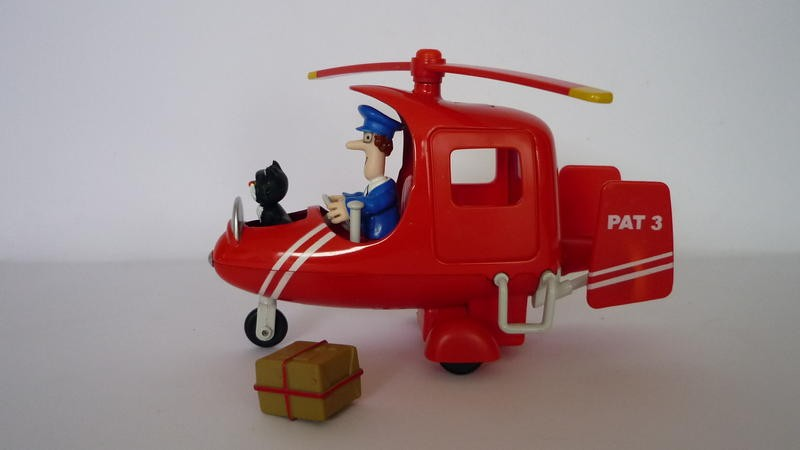 Related Pictures Postman Pat Clipart