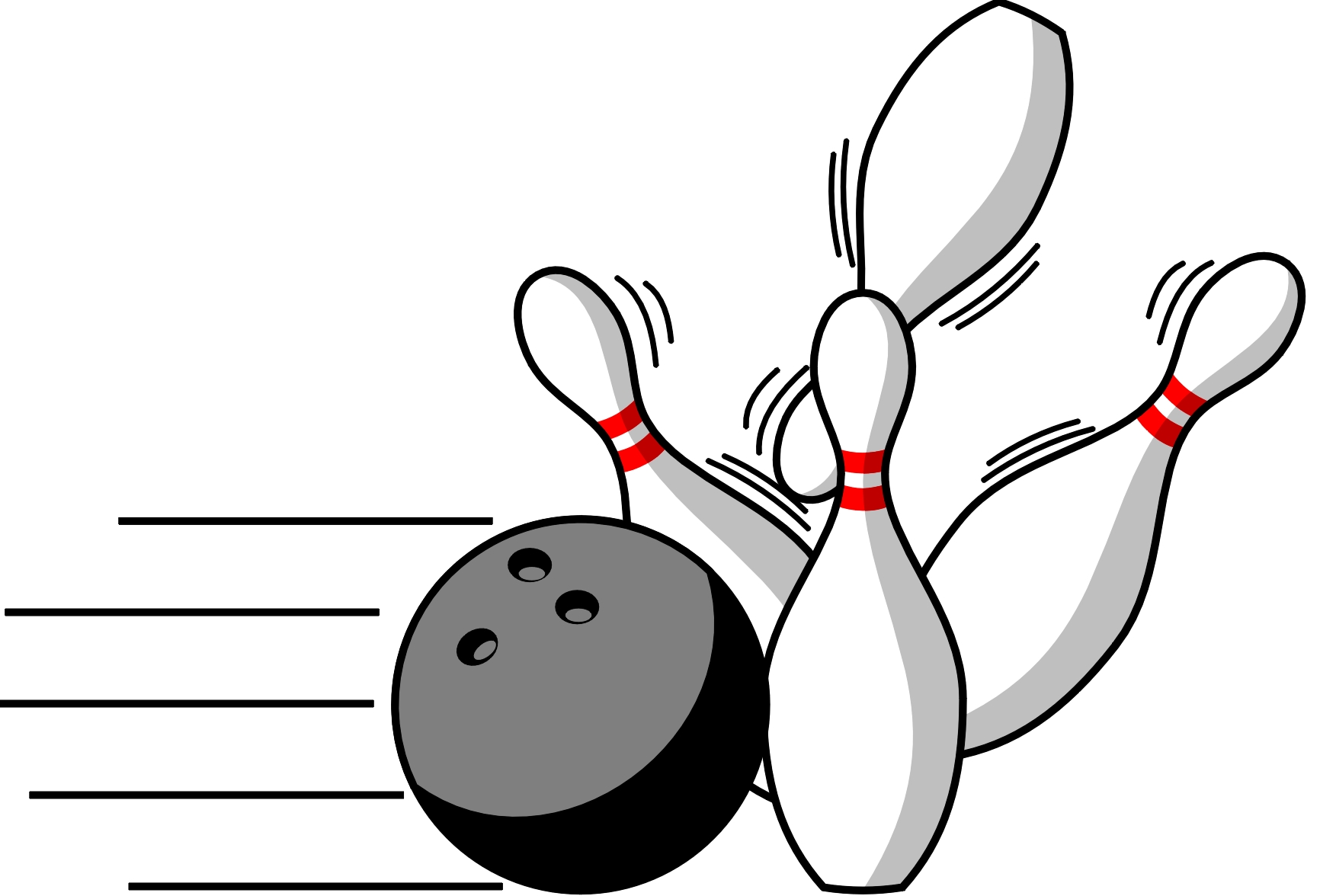 Family Bowling Clipart - Clipart Suggest