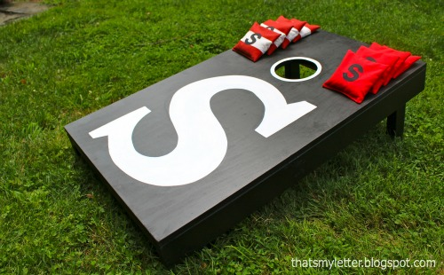 Bean Bag Toss Clipart Black And White Your Bean Bag Toss Game