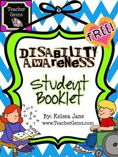 Disability Awareness On Pinterest   Learning Disabilities Poster And