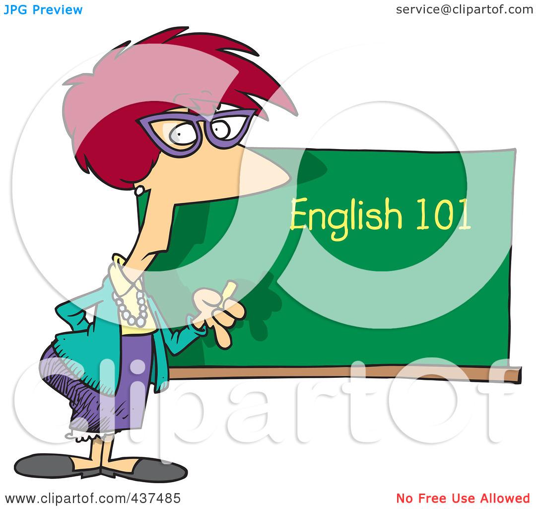 clipart english teacher - photo #11