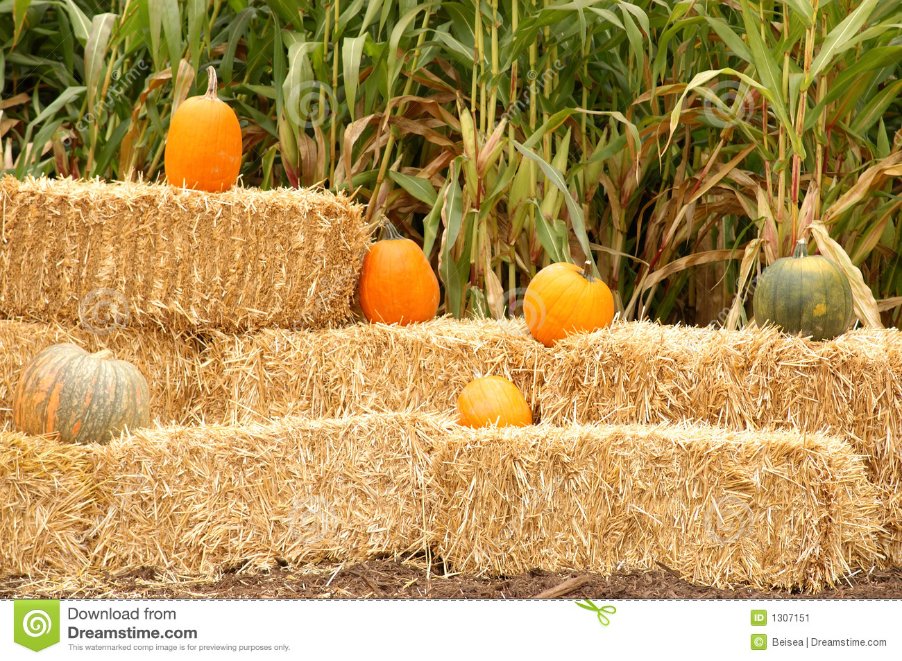 Hay Pile Clipart Pumpkin And Hay Stack No 2