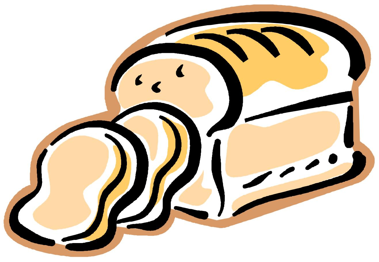 Clip Art Loaf Of Bread Clipart loaf of bread clipart kid template best