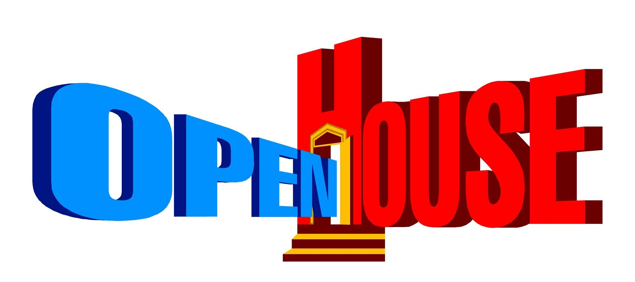 School open house clipart clipart suggest for Open house photos