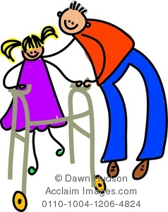 Students With Disabilities Clipart   Cliparthut   Free Clipart