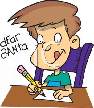 Boy Writing Clipart 0511 0912 2118 3457 Boy Writing Letter To Santa