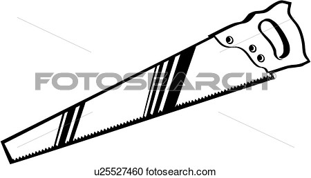 Clipart    Saw Tool   Fotosearch   Search Clip Art Illustration