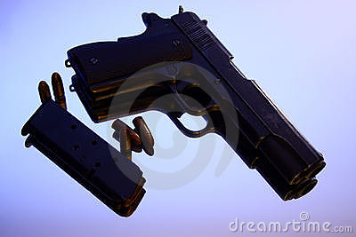 Colt 1911 Royalty Free Stock Photo   Image  12293145
