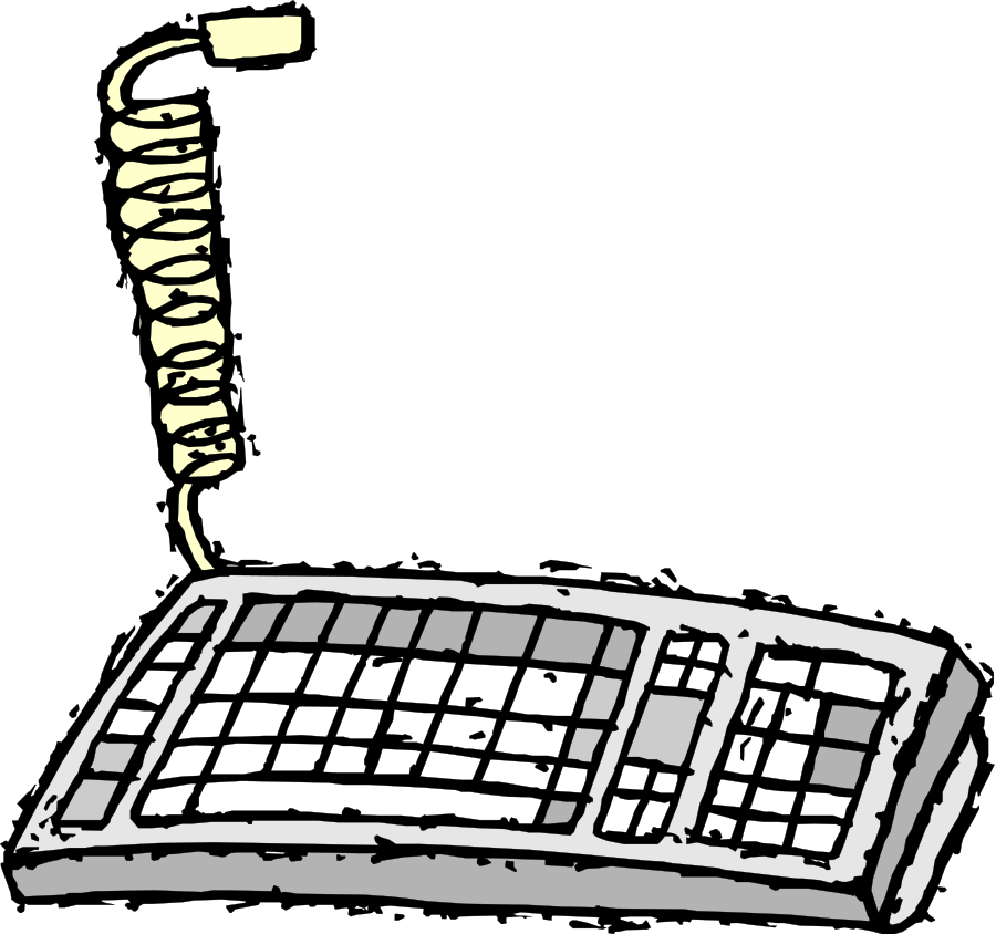 Roland Keyboard Clipart - Clipart Kid