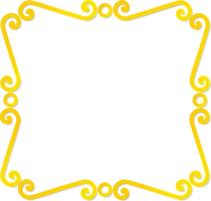 Rectangular Border Clip Art Vector Free Vector Graphics   Vector Me
