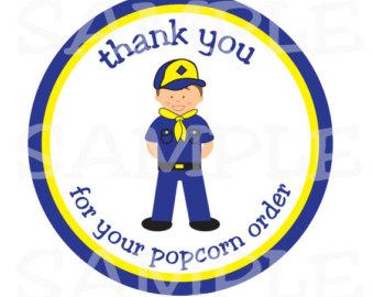 boy scout popcorn clip art � cliparts