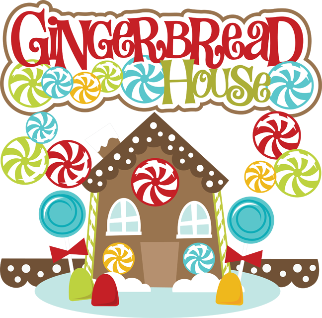 Image result for gingerbread house clipart