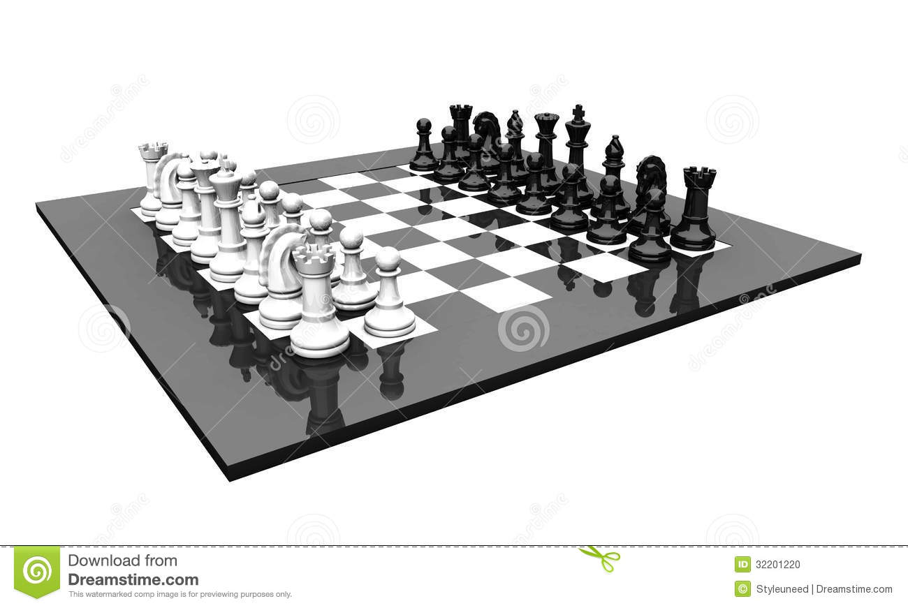 Chess Black And White Clipart Clipart Suggest