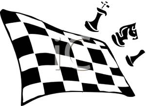 Chess Black And White Clipart - Clipart Kid