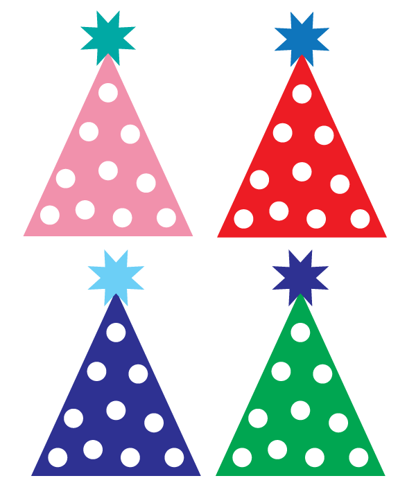 Clip Art Birthday Hat Clip Art happy birthday hat clipart kid free and graphics to for invitations banners