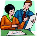 Office People Working Clipart School Clipart