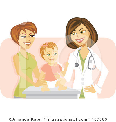 Pediatrician Clipart   Item 3
