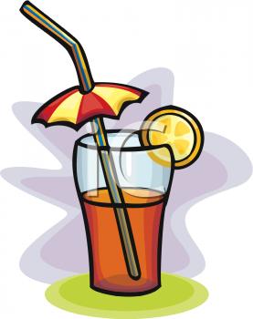 Drink Umbrella Clipart - Clipart Kid