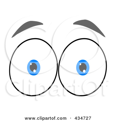 Royalty Free Stock Illustrations Of Eyes By Hit Toon Page 1