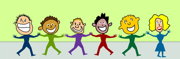 Smiling People Clipart - Clipart Suggest