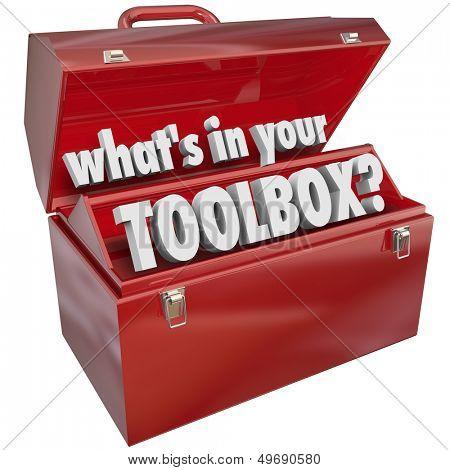 Tools Box Clipart