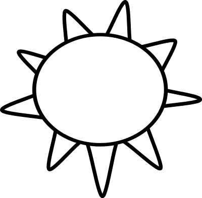 weather black and white clipart clipart suggest