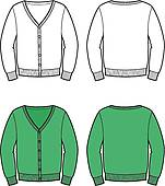 Clipart Of Boys Sweater Jacket K2429995   Search Clip Art