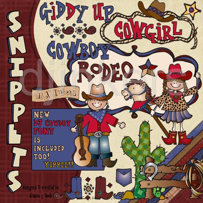 Rodeo Round Up Clipart - Clipart Kid