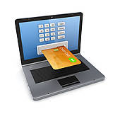 Electronic Payment Illustrations And Clipart  1818 Electronic Payment