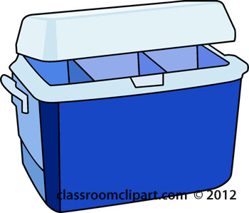Kitchen   Ice Chest 104   Classroom Clipart