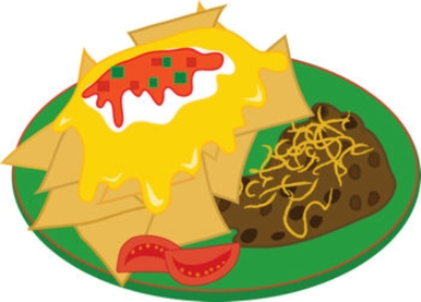 Food Plate Clip Art – Cliparts