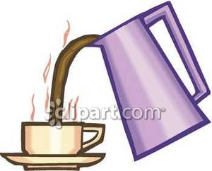 Pouring Coffee Pot Clipart   Clipart Panda   Free Clipart Images