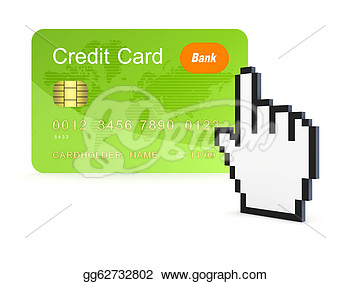 Stock Illustration   Online Payment Concept  Clipart Gg62732802