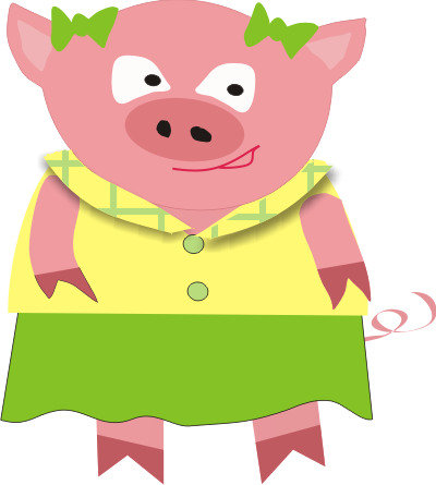 Clip Art Three Little Pigs Clipart three little pigs clipart kid teaching blog addict free clipart
