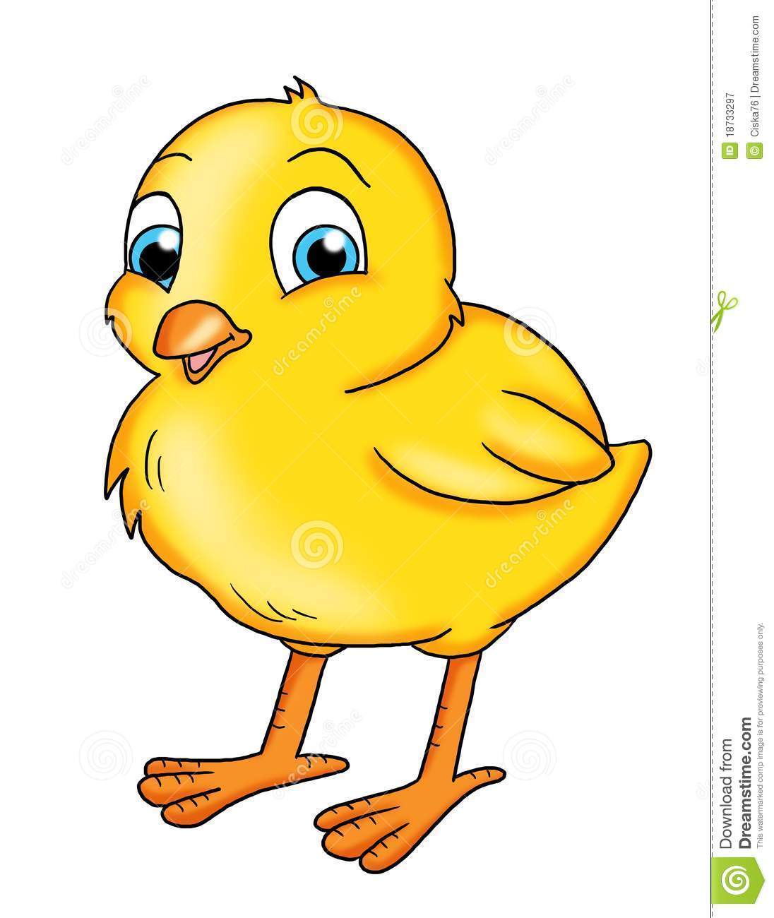 Baby chickens clipart - photo#13