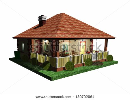 Bungalow Homes Stock Photos Illustrations And Vector Art