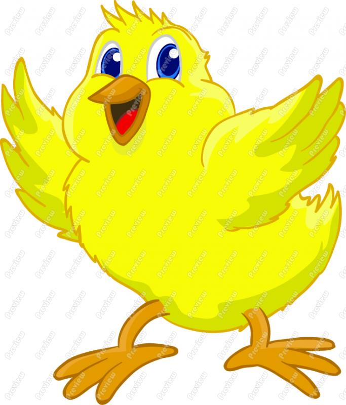 Baby chickens clipart - photo#22