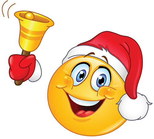 Smiley Christmas Clipart - Clipart Kid